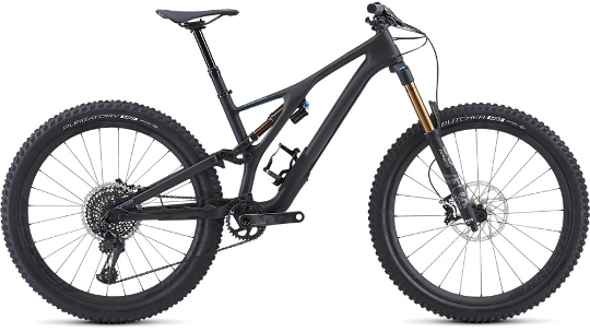 Buy Specialized S-Works Stumpjumper 27.5 Men's Mountain Bike Online at thetristore.com