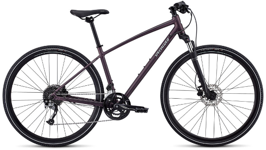Buy Specialized Ariel Sport Women's Hybrid Bike Online at thetristore.com