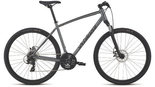 Buy Specialized Crosstrail Mechanical Disc Men's Hybrid Bike Online at thetristore.com