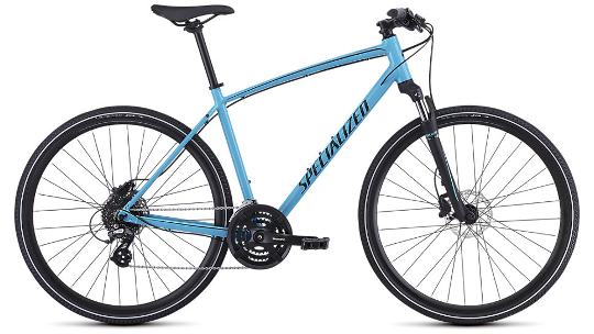 Buy Specialized Crosstrail Hydraulic Disc Men's Hybrid Bike Online at thetristore.com