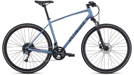 Buy Specialized Crosstrail Sport Men's Hybrid Bike  Online at thetristore.com