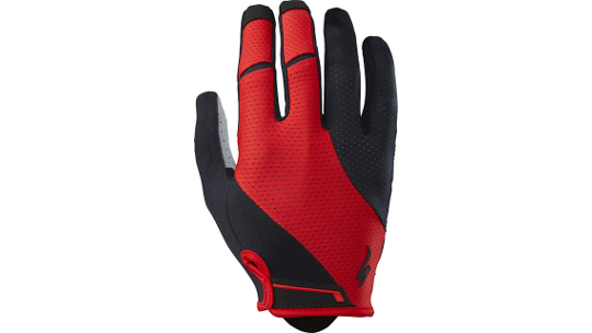 Buy Specialized Body Geometry Gel Long Finger Gloves Online at thetristore.com