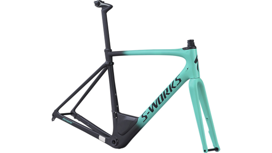 Buy Specialized S-Works Roubaix Disc Frameset Online at thetristore.com