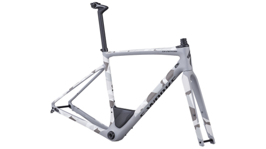 Buy Specialized S-Works Diverge Men's Frameset Online at thetristore.com