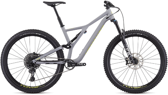 Buy Specialized Stumpjumper 12-Speed Comp Alloy 27.5 Men's Mountain Bike Online at thetristore.com