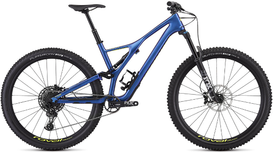 Buy Specialized Stumpjumper 12-Speed Comp Carbon 29 Men's Mountain Bike Online at thetristore.com