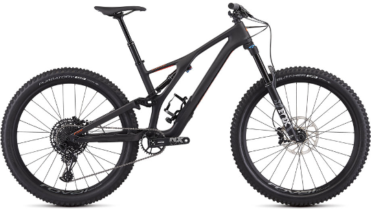 Buy Specialized Stumpjumper 12-Speed Comp Carbon 27.5 Men's Mountain Bike Online at thetristore.com
