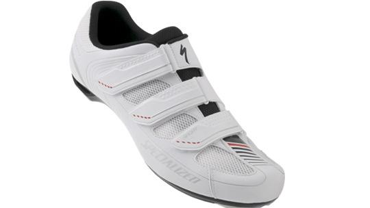 Buy  Specialized Sport Road Shoe White/Silver 2015 Online at thetristore.com