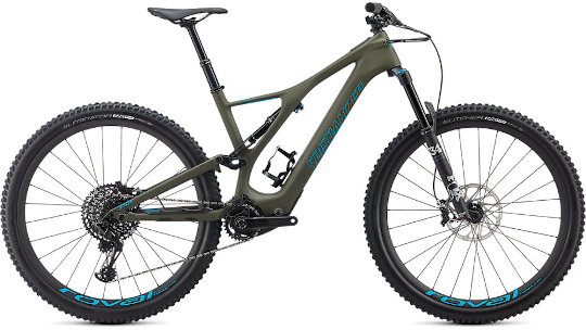 Buy Specialized Turbo Levo SL Expert Carbon Electric Mountain Bike Online at thetristore.com