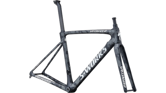 Buy Specialized S-Works Roubaix Team Frameset Online at thetristore.com