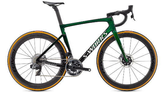 Buy Specialized S-Works Tarmac SL7 SRAM Red eTAP AXS Disc Road Bike Online at thetristore.com