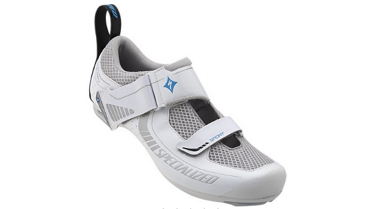 Buy  Specialized Women's Trivent Sport Shoe White/Silver Online at thetristore.com