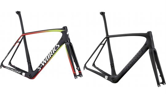 Buy  Specialized S-Works Tarmac Disc Frameset  Online at thetristore.com