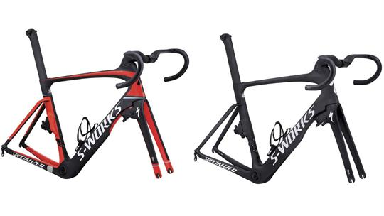 Buy  Specialized S-Works Venge ViAS Frameset Online at thetristore.com
