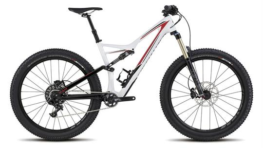 Buy  Specialized Stumpjumper FSR Comp Carbon 6Fattie 2016 Online at thetristore.com