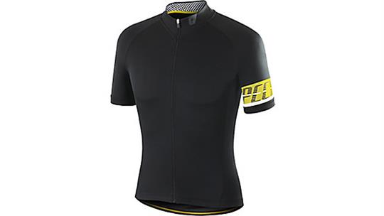 Buy  Specialized RBX Pro Jersey Black/Neon Yellow Online at thetristore.com