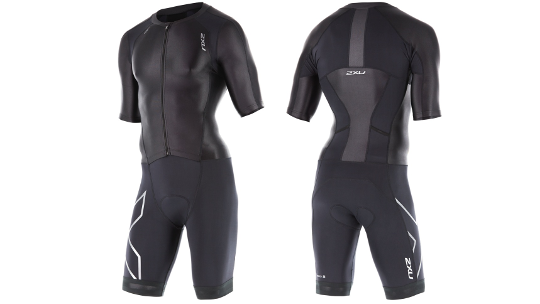 Buy  2XU Compression Full Zip Sleeved Trisuit 2017 Online at thetristore.com