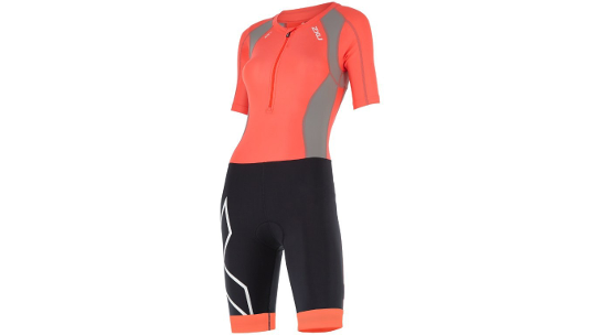 Buy  2XU Compression Sleeved Women's Trisuit 2017 Online at thetristore.com