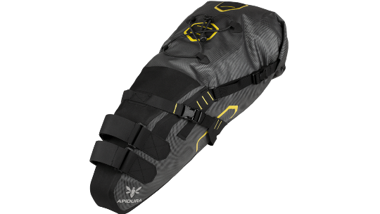 Buy Apidura Saddle Pack Dry (14L) Online at thetristore.com