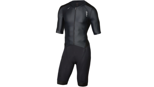 Buy 2XU Competition Full-Zip Sleeved TriSuit 2018 Online at thetristore.com