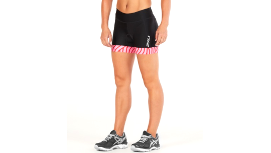 "Buy  2XU Women's Performance Tri 4.5"" Short 2018 Online at thetristore.com"