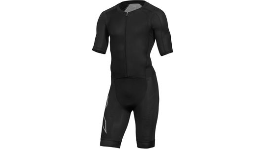 Buy 2XU Compression Full Zip Men's Sleeved Trisuit Online at thetristore.com