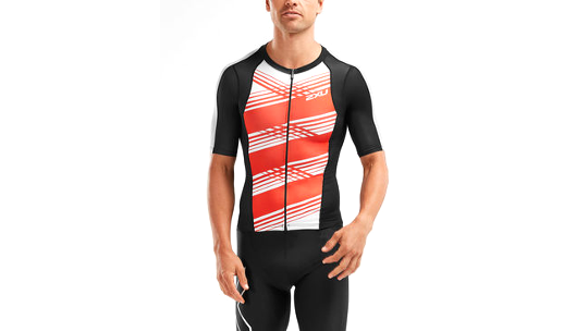 Buy 2XU Compression Men's Sleeved Triathlon Top Online at thetristore.com