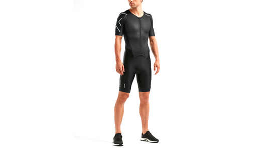 Buy 2XU Perform Full Zip Men's Sleeved Trisuit  Online at thetristore.com