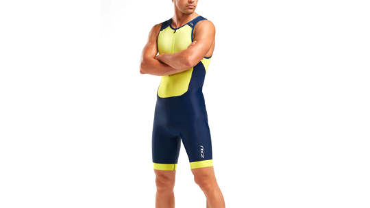 Buy 2XU Perform Men's Front Zip Trisuit Online at thetristore.com