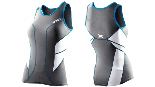 Buy 2XU G:2 Long Distance Tri Singlet Women's  Online at thetristore.com