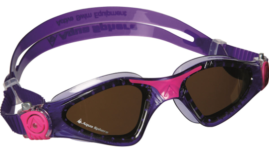 Buy Aqua Sphere Kayenne Women's Polarized Swim Goggle Online at thetristore.com