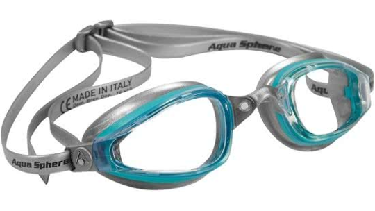 Buy Aqua Sphere K180 Swimming Goggles Clear Lens Online at thetristore.com