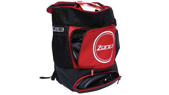 Zone3 Transition Back Pack 2018. The Transition BackPack provides the  perfect storage with segregated sections on your race day ... 2ea678613d975
