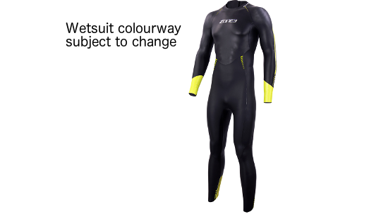 Hire Zone3 Advance Wetsuit - Season Hire until 30th September for only £40 (plus £86 refundable deposit) Online at thetristore.com