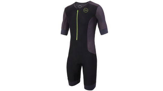 Buy Zone3 Aquaflo Plus Men's Short-Sleeved Trisuit Online at thetristore.com