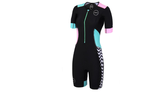 Buy Zone3 Activate Plus Short Sleeve Women's Trisuit Online at thetristore.com