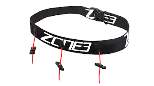 Buy Zone3 Ultimate Race Number Belt With Gel Loops Online at thetristore.com