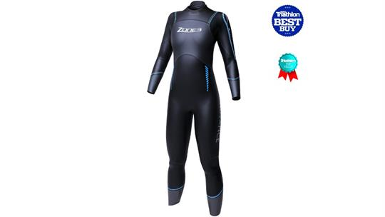Buy  Zone3 Advance Wetsuit Women's 2017 Online at thetristore.com