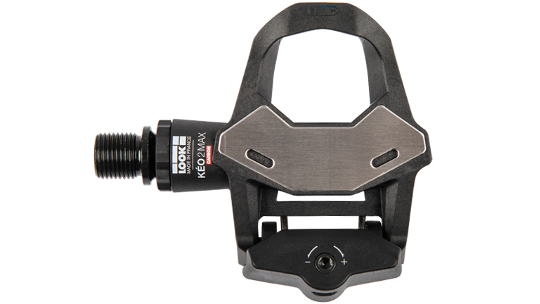 Buy Look Keo Max 2 Carbon Pedals With Keo Grip Cleat Online at thetristore.com
