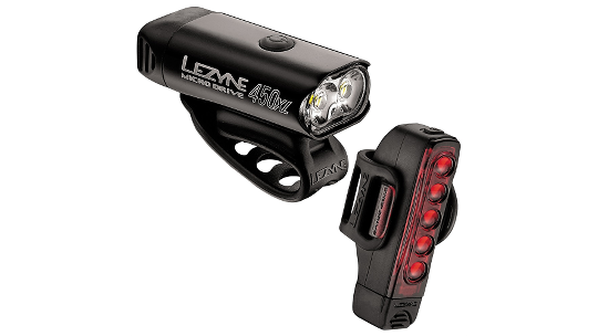 Buy  Lezyne Micro Drive 450 XL and Strip Drive Light Set Online at thetristore.com