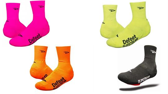 Buy DeFeet Slipstream Hi-Vis Oversocks Online at thetristore.com