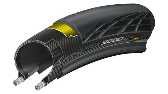 Buy Continental GP5000 Tubeless Tyres  Online at thetristore.com
