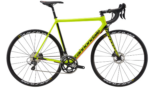 Buy  Cannondale Supersix Evo Disc Ultegra 2017 Online at thetristore.com