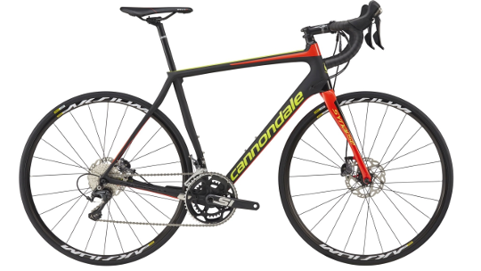 Buy  Cannondale Synapse Disc Ultegra 2017 Online at thetristore.com