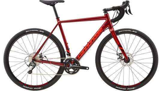 Buy  Cannondale CAADX Tiagra Men's Cyclocross Bike 2018 Online at thetristore.com