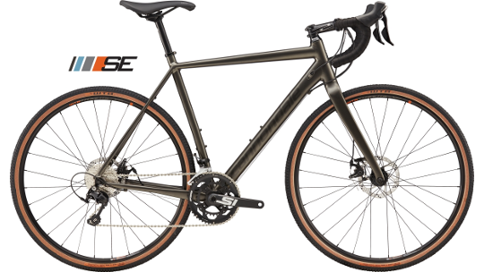 Buy  Cannondale CAADX 105 SE Men's Cyclocross Bike 2018 Online at thetristore.com