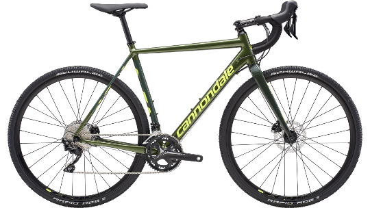 Buy Cannondale CAADX 105 Men's Cyclocross Bike Online at thetristore.com