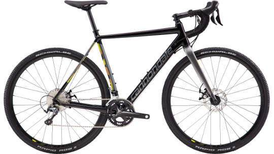 Buy Cannondale CAADX Tiagra Men's Cyclocross Bike Online at thetristore.com