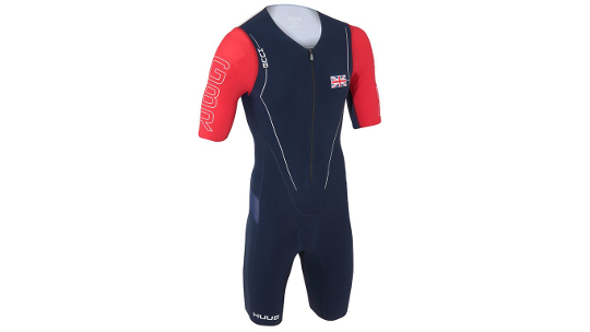 Buy  HUUB Limited Edition Dave Scott Long Course GB Triathlon Suit 2017 Online at thetristore.com