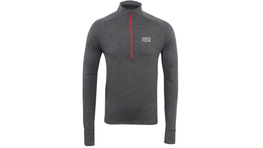 Buy Huub Dave Scott Long Sleeve Zipped Training Top Online at thetristore.com